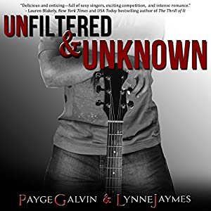 Unfiltered & Unknown Audiobook