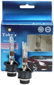 Toby's D2R - HID XENON OEM REPLACEMENT HEADLIGHT BULB 75W 2700LM 4300K (Pack of 2)
