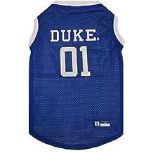 Pets First Duke University Basketball Jersey, X-Large