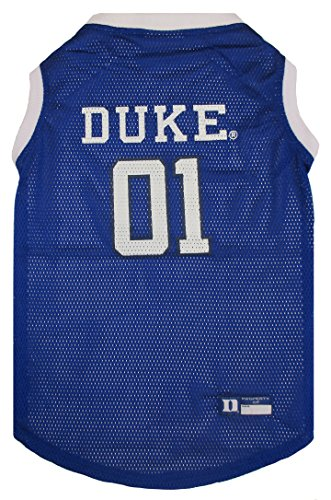 - Pets First Duke University Basketball Jersey, X-Large