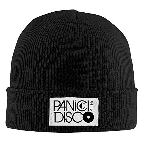 Disco Chain Adult Earrings (Panic! At The Disco Cashmere Hat Hipster Beanie Winter 2016 Woolen Cap Cap WomenWinter)
