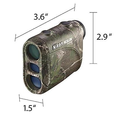 Nikon 8398 ACULON Laser Rangefinder, Xtra Green by Nikon Sport Optics