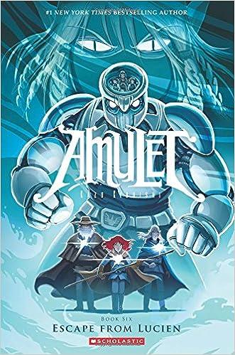 Image result for amulet kibuishi