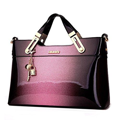 e90f486bde Bihuo Luxury Women s Purse and Handbags Shoulder Bag Ladies Designer ...