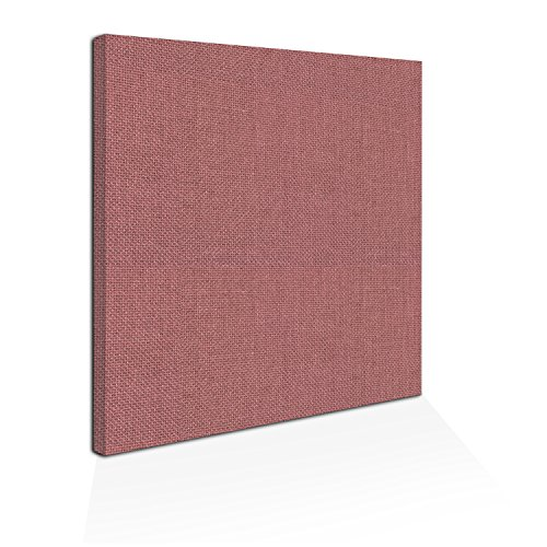 """ADW Acoustic Panels 24"""" X 24"""" X 2"""" Square – Quick Easy DIY Install – See Our Many Color Choices Diffuser Bounce Panels"""
