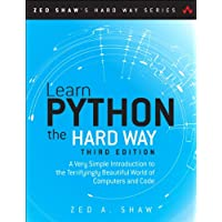 Learn Python the Hard Way: A Very Simple Introduction to the Terrifyingly Beautiful World of Computers and Code (Zed Shaw's Hard Way)