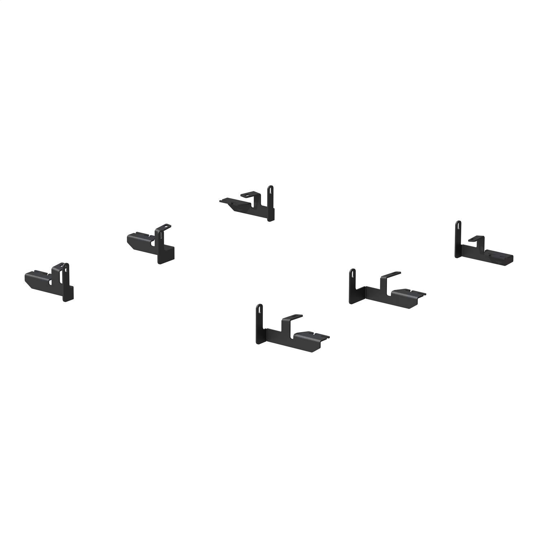 ARIES 2051181 AeroTread Mounting Brackets Running Boards Sold Separately AeroTread Mounting Brackets