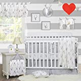 Brandream Crib Bedding Sets Neutral Baby Boy Girl