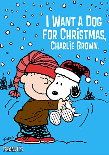 I Want a Dog for Christmas, Charlie Brown ()