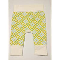 Unisex Grow With Me Maxaloone Harem Pants Size 0-6 Months