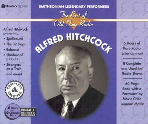 Download Alfred Hitchcock (Radio Spirits and the Smithsonian) pdf