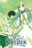 capa de A Certain Magical Index, Vol. 11 (light novel)