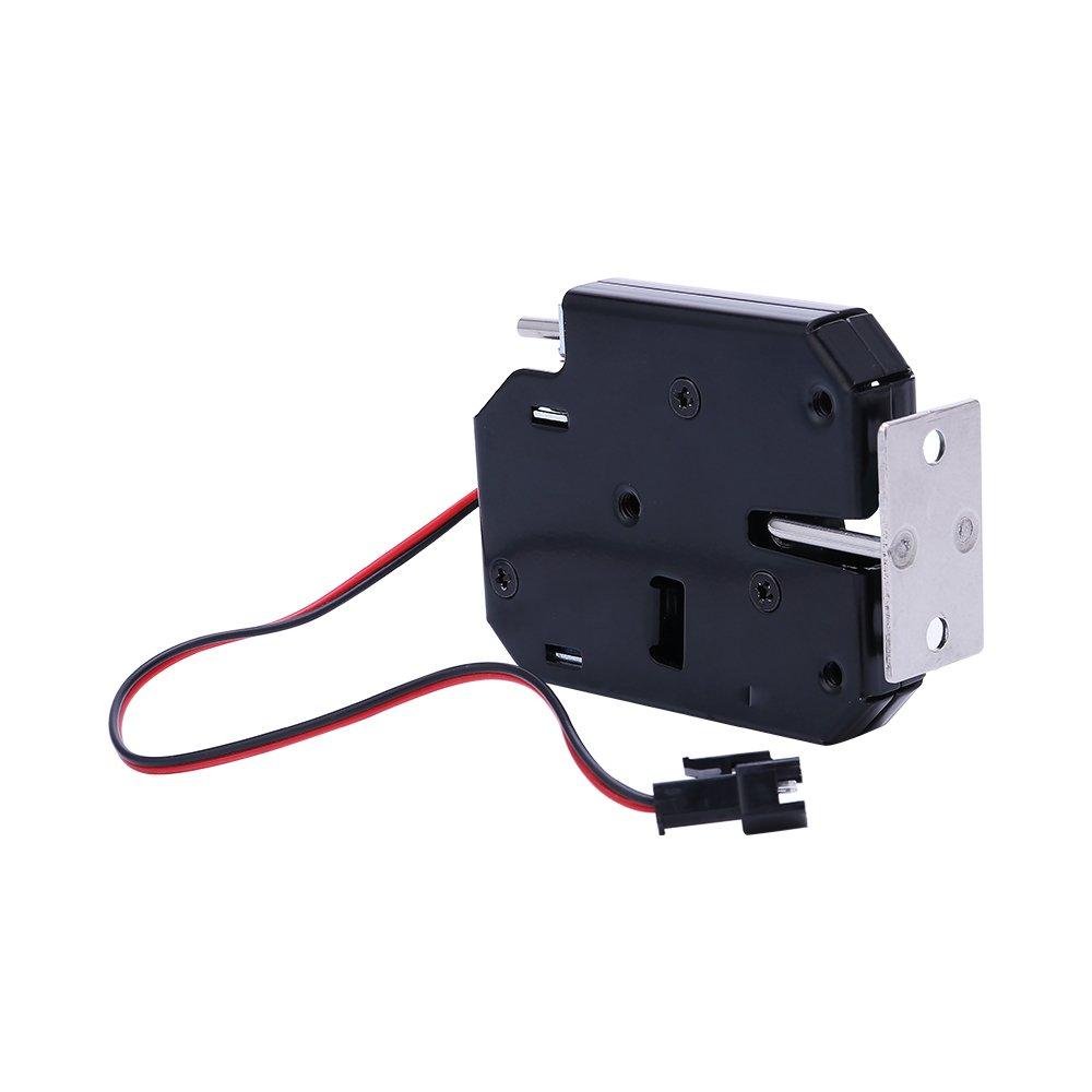 NS 12V Intelligent Electric Door Lock for File Cabinet Door (K01-12v) by NS Shop (Image #2)