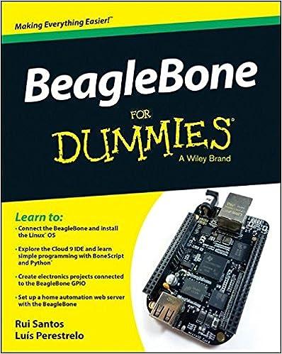 BeagleBone For Dummies Download.zip