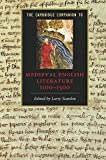The Cambridge Companion to Medieval English Literature 1100-1500