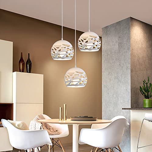 LightInTheBox 3-Light Modern Pendant Light Chandeliers Designers Ceiling Lighting Fixture Dining Room, Kitchen, Indoor Lamp