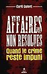 AFFAIRES NON RESOLUES par Guinet