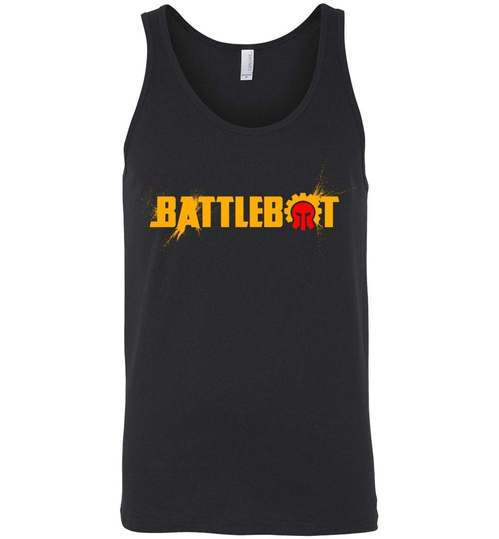 Funny Battle Bots Robot Tank Top For Shirts
