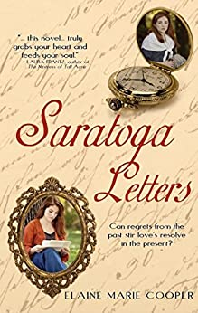 Saratoga Letters by [Cooper, Elaine Marie]