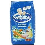 Vegeta, Gourmet Seasoning, No MSG, 17.5oz (500g) bag
