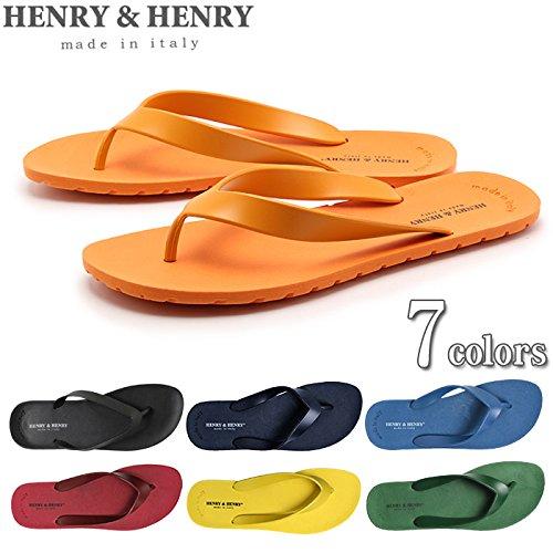 人気ブランドのおすすめビーチサンダル13選 HENRY&HENRY FLIPPER