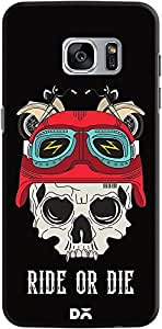 DailyObjects Ride Or Die Case For Samsung Galaxy S7 Edge
