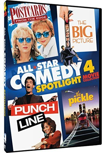 All-Star Comedy Spotlight: Four Movie Collection by Mill Creek Entertainment