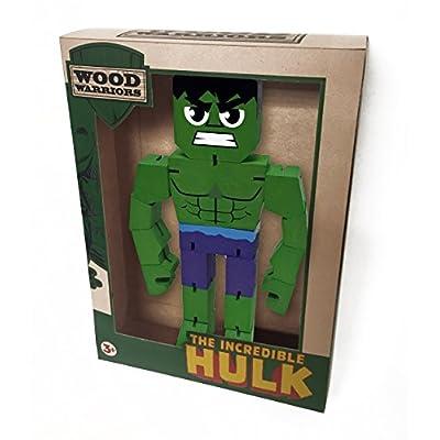PPWToys The Hulk Wood Warriors 8