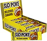 SLO POKE Delicious Caramel 24 count 1.5oz(43g) BARS NET WT 2LBS 4oz(1.02Kg)