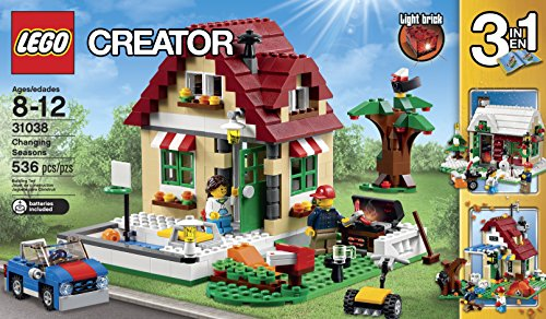 LEGO Creator 31038 Changing Seasons Building Kit