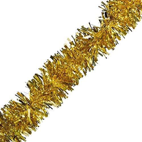 Gold Metallic Twist Garland - 4