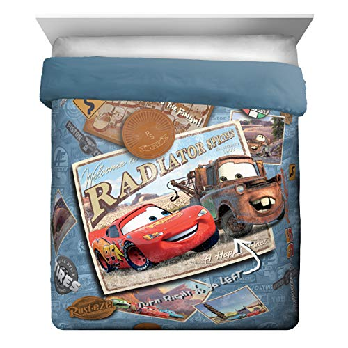 Jay Franco Disney Cars Tune Up 7 Piece Full Bed Set Buy