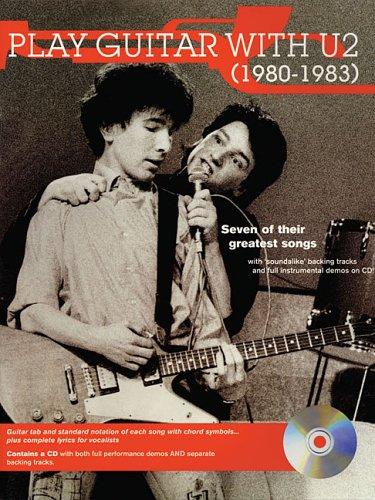 Play Guitar with U2 (1980-1983)