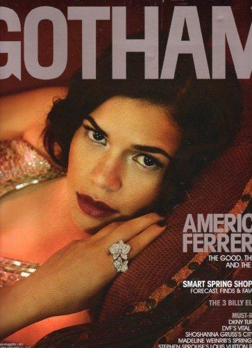 Gotham Magazine March 2009 (AMERICA FERRERA)