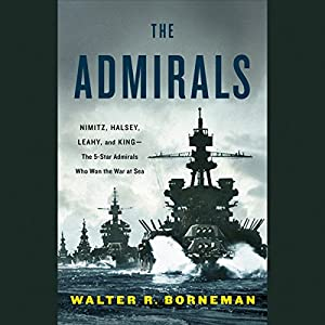 The Admirals Audiobook