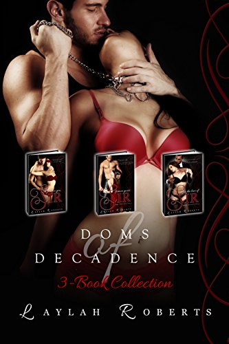 Decadence Set - Doms of Decadence Series-Box Set One