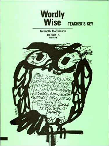 Wordly Wise: Book 5 - Teacher's Key