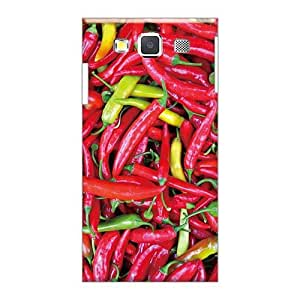 MarcClements Samsung Galaxy A5 Scratch Resistant Hard Cell-phone Case Custom Fashion Red Hot Chili Peppers Skin [QRW1090Ylbh]