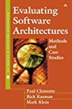 img - for Evaluating Software Architectures: Methods and Case Studies book / textbook / text book