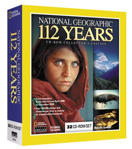 National Geographic 112 Years Collectors