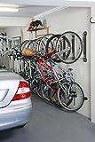 Steadyrack Bike Racks - Classic Rack - Wall Mounted