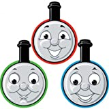 8 Blue Thomas The Tank Engine Childrens Birthday Paper Party Masks
