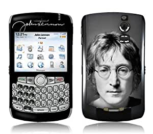 MusicSkins, MS-JL30006, John Lennon - Portrait, BlackBerry Curve (8300/8310/8320), Skin