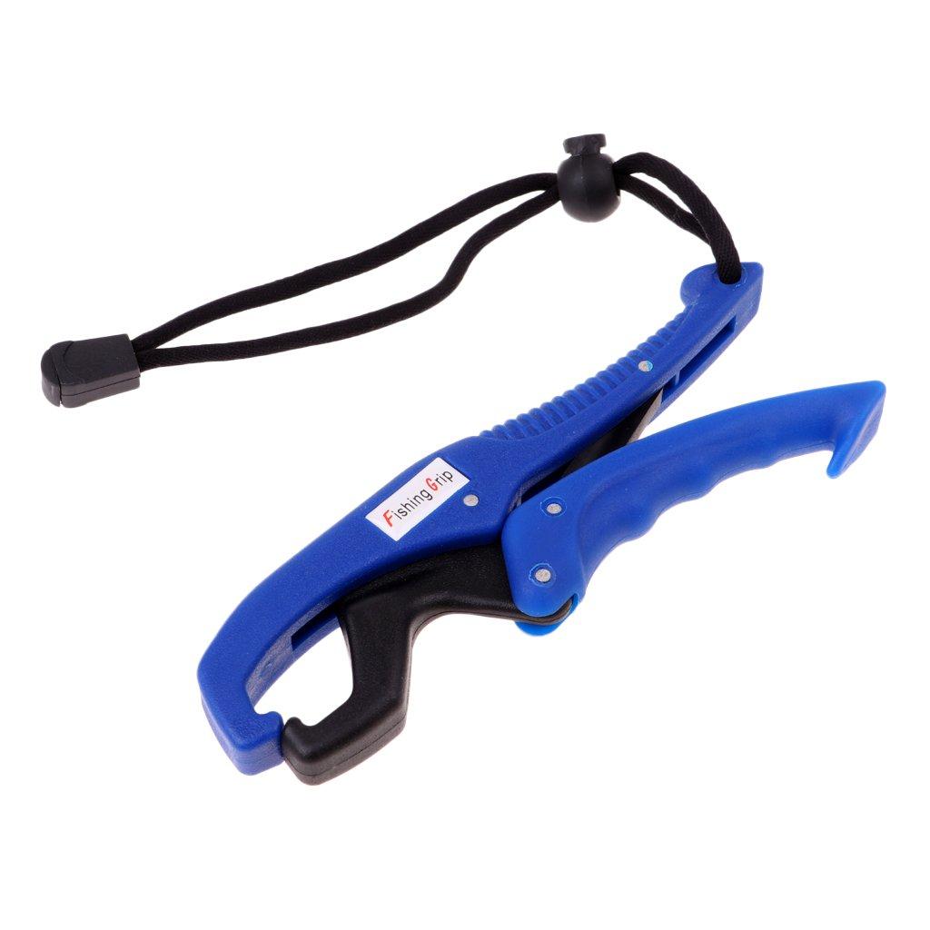 FLAMEER 1 Pieza Fish Lip Grip Fish Controller Ligero Y Resistente En El Modo Portátil Tackle - Azul