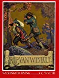 Rip Van Winkle, Washington Irving, 0688074596