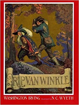 rewrite rip van winkle modern times Lost in perfection: modern day rip van winkle  may  because we were asked to written a modern version of the story rip van winkle this is a story written from.