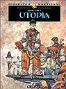 Géographie martienne, tome 1 : Utopia par Garcia