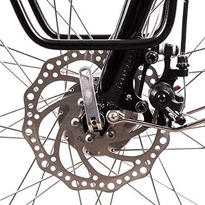 Bicicleta de trekking de P-Bike, 24 marchas, 28 pulgadas, con ...