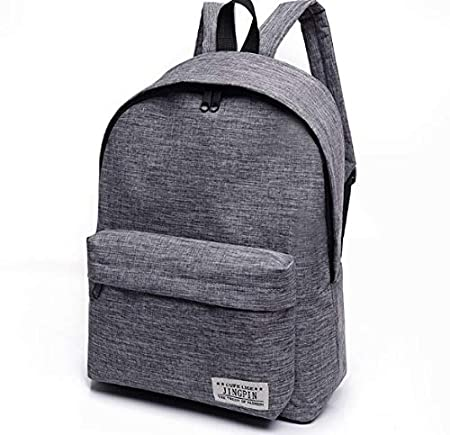 Amazon.com: Men Backpacks Male Popular Solid Color Backpack Casual School Bag College Wind Small Fresh Fashion Shoulder C155: Kitchen & Dining