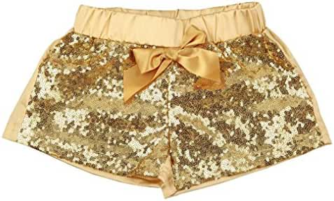 Toddler Baby Boy Girl Sequin Dancing Shorts, TRENDINAO Fashion Kids Baby Boy Girl Sequin Dancing Pants Trousers Clothes
